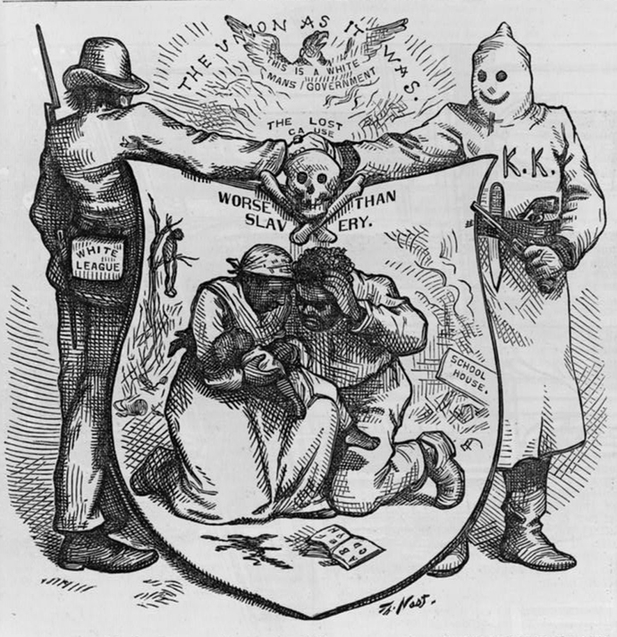 What do you think of the argument that America redeemed its sin of slavery through the blood shed during the Civil War?