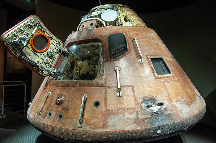 Space = The new frontier - Which was the most inspiring space exploration for you ?