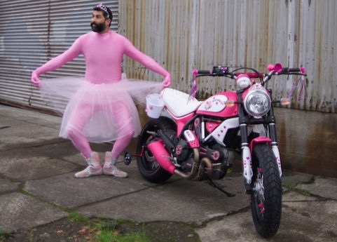 Ladies could you take men who wear pink seriously?