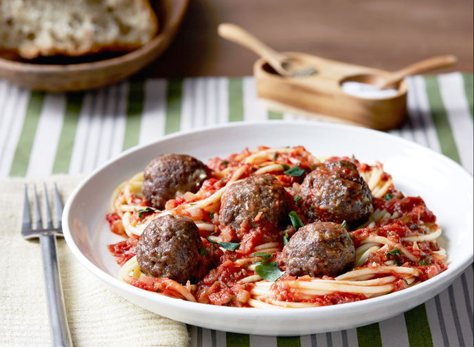 When It Comes To Food If You Had To Choose A Friend Would You Be Friends With The Spaghetti Or The Meatballs?