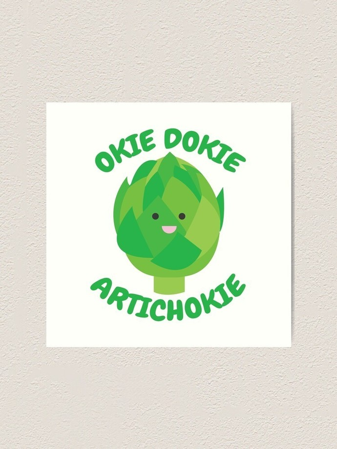 If a girl says okie dokie do you see her as immature?