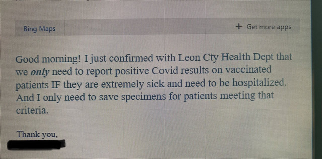 Why do you think there's a hesitancy among healthcare workers to get vaccinated for Covid-19?