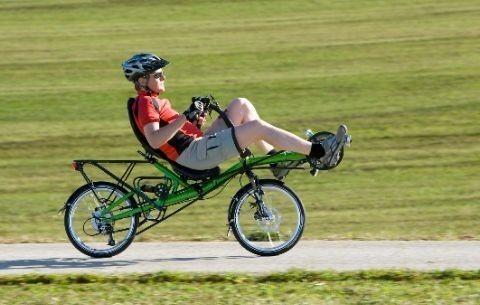 Who else wants a recumbent bike?