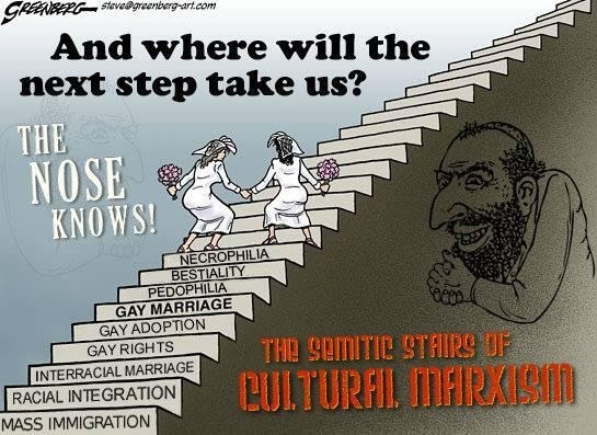 Do you believe that cultural Marxism's a serious issue in the USA?