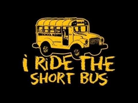 How do you explain to a parent that their child is short yellow bus slow?