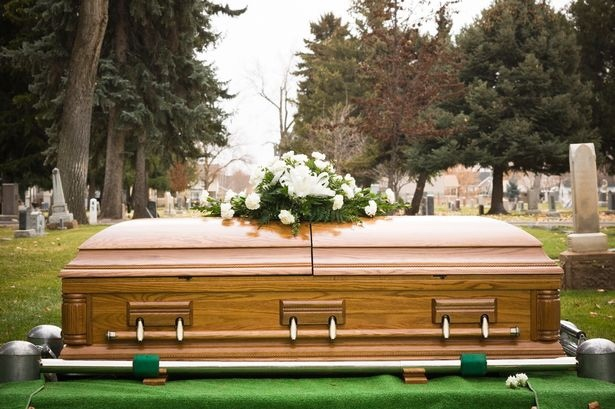 How do you deal with the death of a loved one?