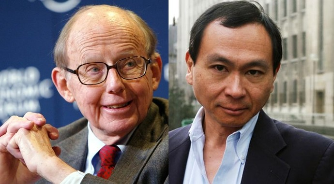 Who do you think is right between Francis Fukuyama and Samuel Huntington?