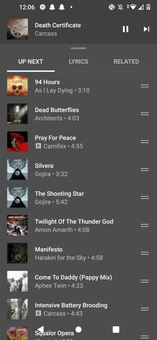 What kind of music do you have on your playlist🎵🎶?