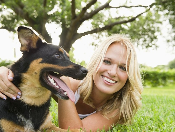 Is it true that owning a dog is the same thing as having a human child?
