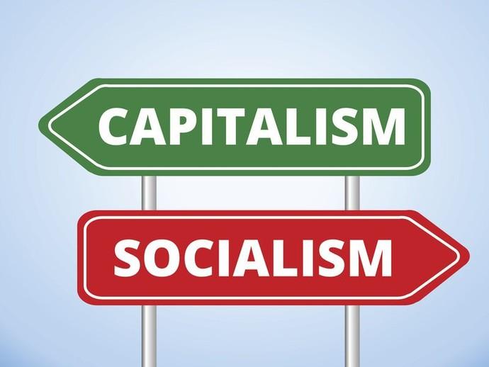 Socialism vs Capitalism?