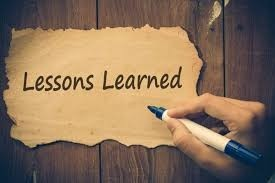 Whats the biggest life lesson that youve had to learn?