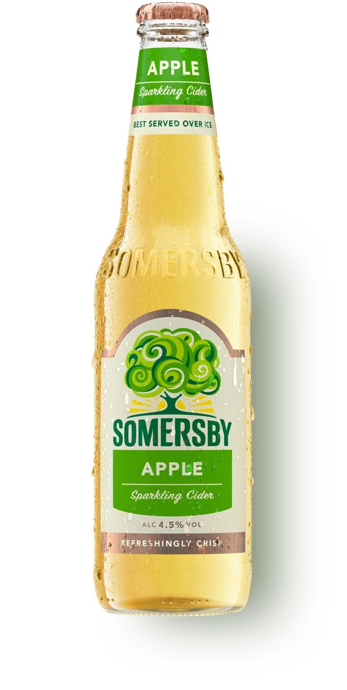 Do you like Somersby Apple Cider?