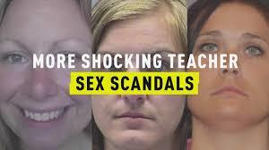 What do you think of teachers risking their careers to gave relationships with their students?