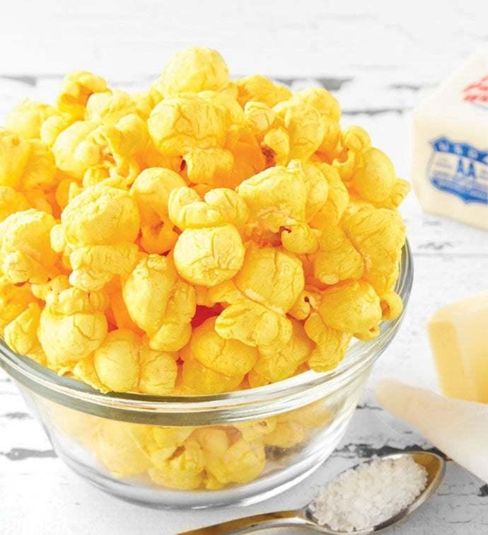 Caramel Popcorn or Buttered Popcorn?