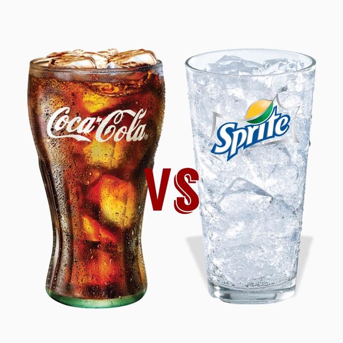 Which do you prefer: Coke or Sprite?