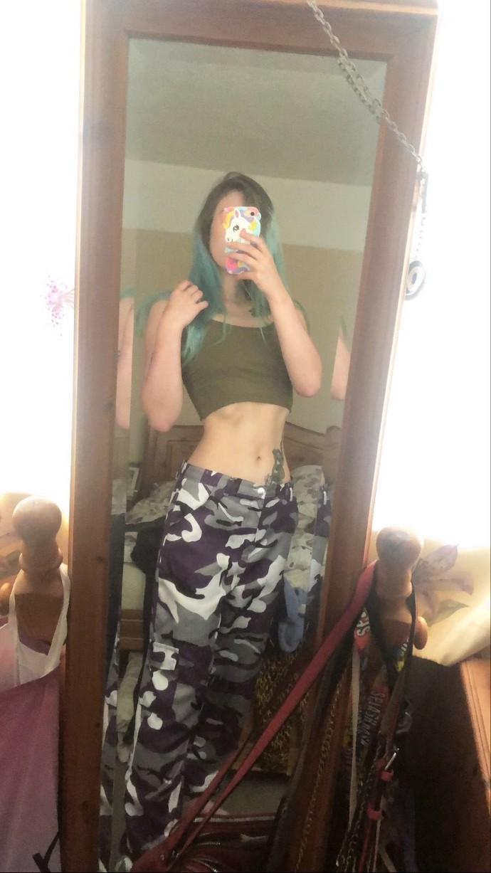 Would I look good with abs?