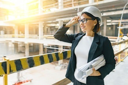 How would the construction industry be different if it was predominantly female employees?