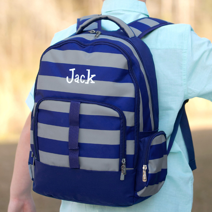 How did you carry your books/notebooks/binders to your classes during high school?