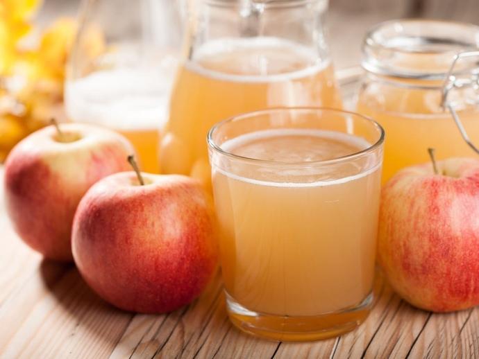 orange juice OR apple juice?