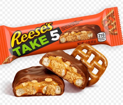 What is your favorite candy bar with peanutbutter?