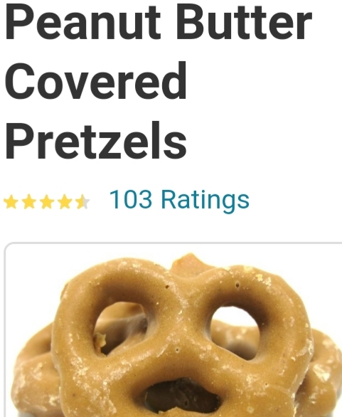 Which one of these pretzels looks tasty ?