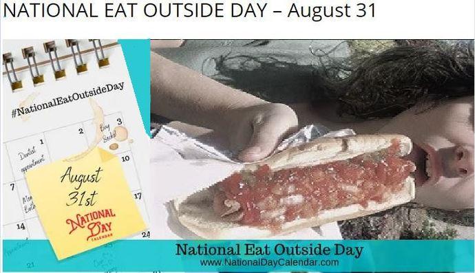 Yep, its a big hotdog, good thing I have a big mouth, lol!!!