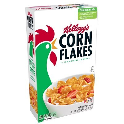 What was or is now your favorite cereal?