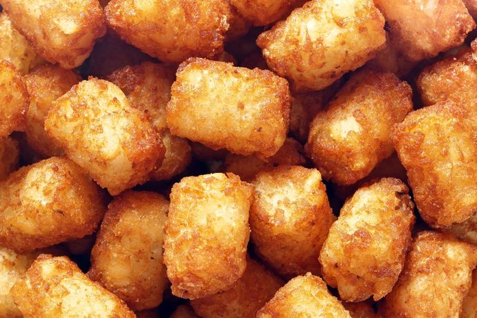 Potatoes are a top 5 Food like in the world?