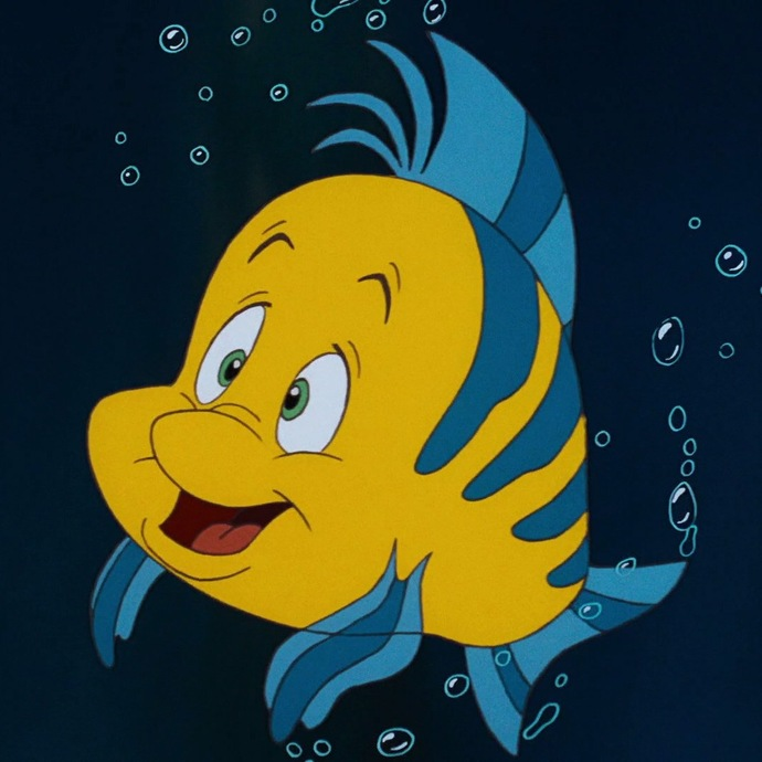 Which sea creature did you want to eat the most in The Little Mermaid?