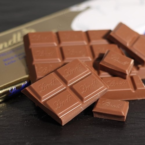 to all the chocolate lovers?