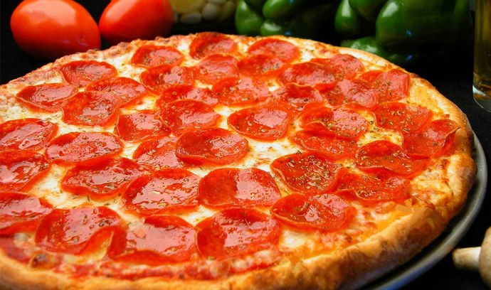 Favorite pizza topping??