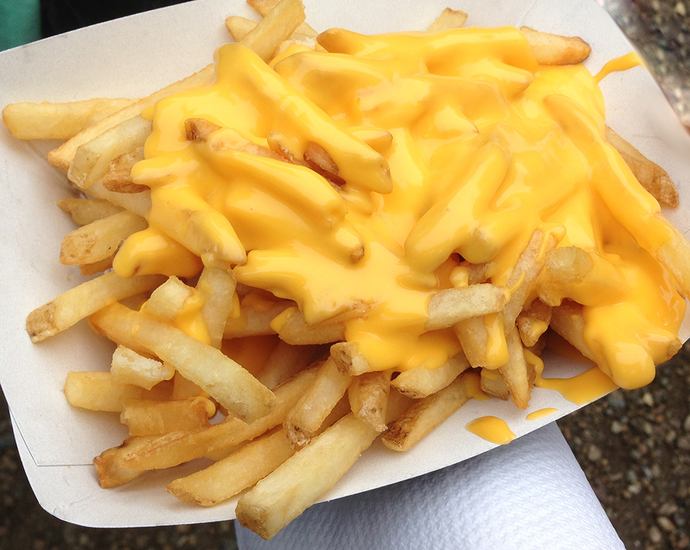 How do you like your fries?
