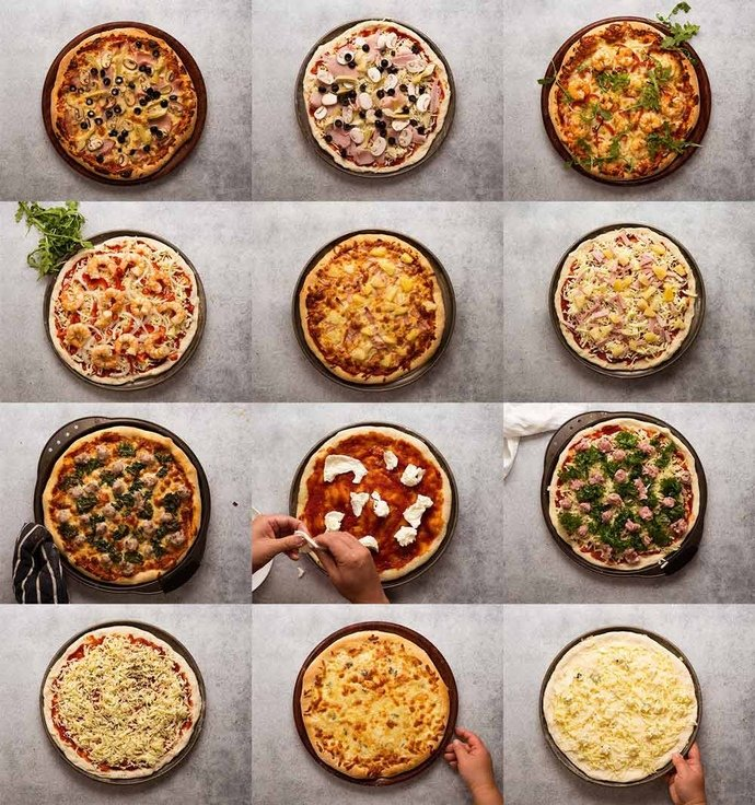 What are your favorite pizza toppings?