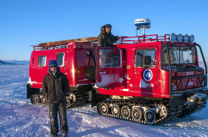 Which of these Antarctic Vehicles is your favorite?