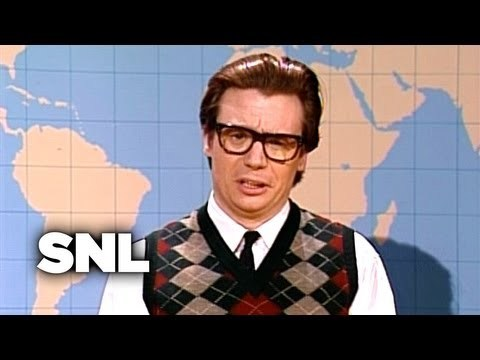 Best Mike Myers Character?