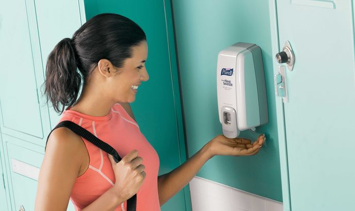 How often would you say you use hand sanitizer?