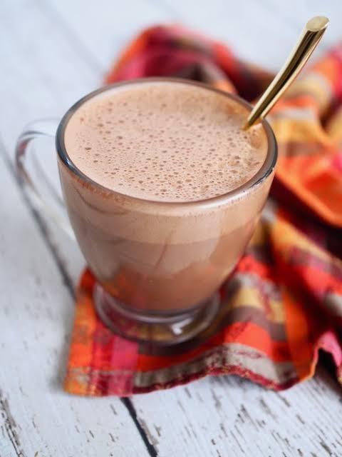 How do you make a hot chocolate?