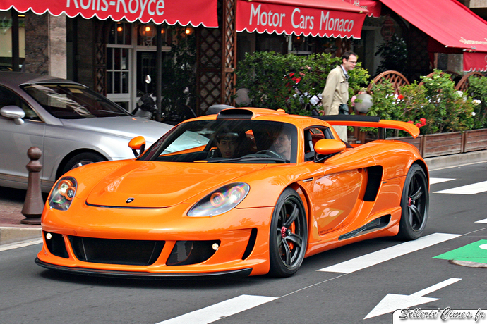 Which of these modified supercars is your favorite?