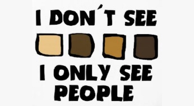 Would you support the idea of having a colorblind society?