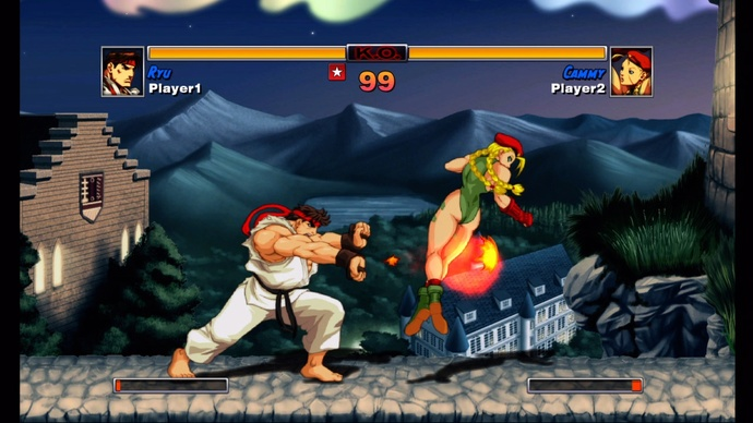 What do you think is the best fighting game series?