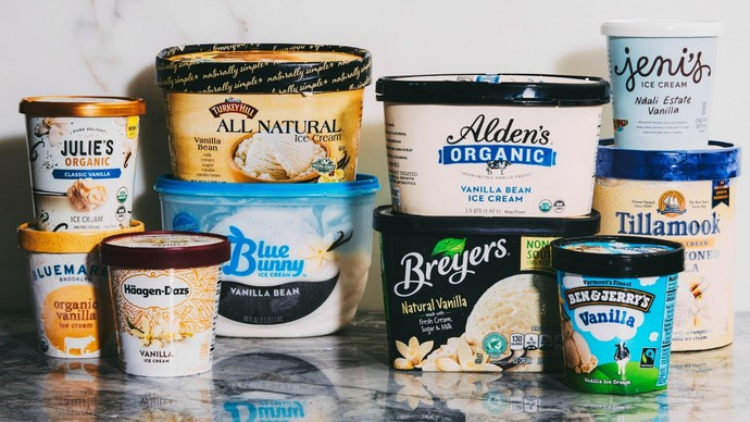 Do you have a favorite BRAND of ice cream?