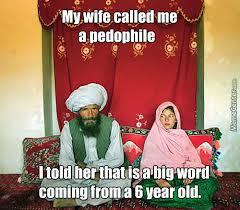 Is it true that Prophet Mohammed was a pedophile?
