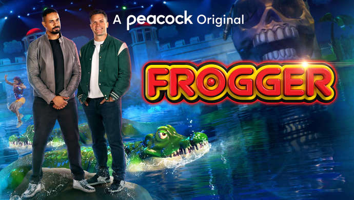 Would you watch a human version of Frogger?