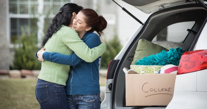 Do parents miss there kids when they move out even if they didn't have a relationship?