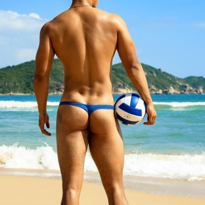 Thoughts on mens thong swimwear?