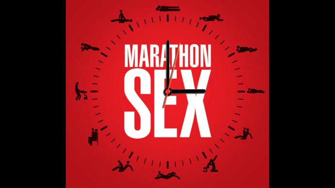 #TakeTheSurvey Below: Would marathon sex be too much for you to handle?
