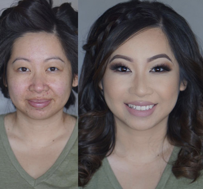 We all know women use makeup to escape reality but what other ways do you do that?