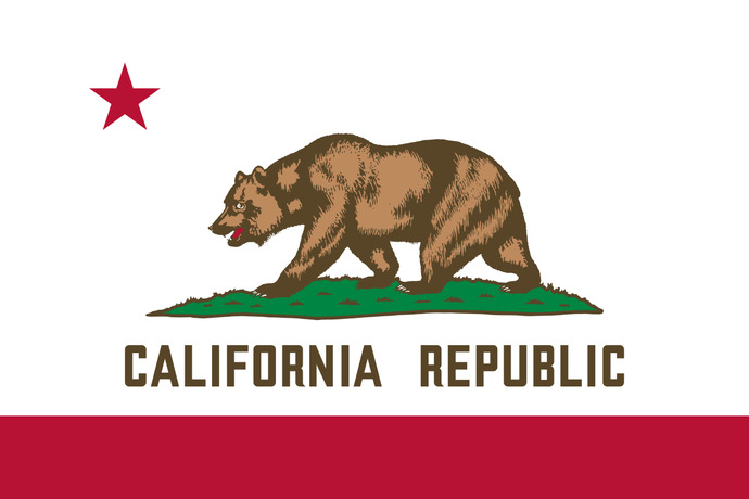 Is your opinion of the State of California positive or negative?
