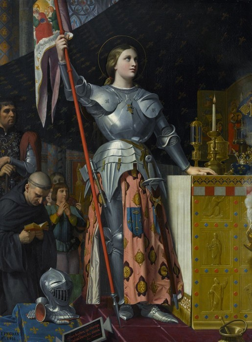 Have you ever heard of Joan of Arc?