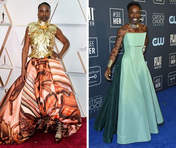 Is it OK for men especially in American culture to wear dresses?
